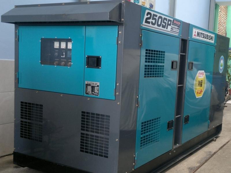 Ắc quy máy phát điện công nghiệp